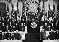 1930 convention Chicago