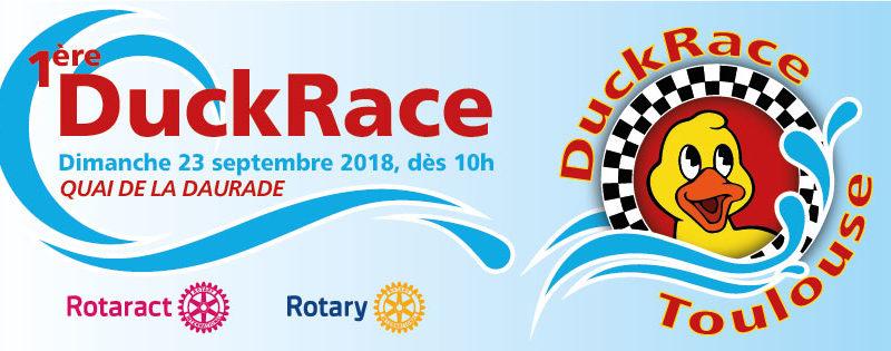 DuckRace Toulouse 2018
