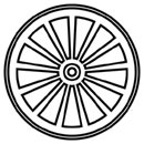 roue rotary 1905