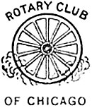 roue rotary Chicago 1910